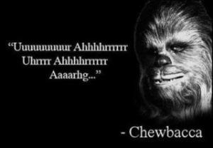 chewbaca